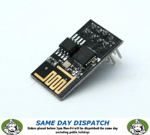 ESP8266 ESP-01S ESP01S 1MB Serial Wi-Fi Transceiver UK Seller