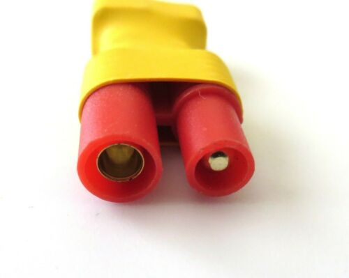 Male Deans Connector to Banana 3.0MM Male Female Adapter Converter No Wire