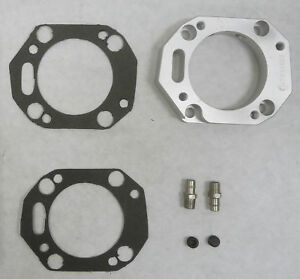 OBX Aluminum Throttle Body Spacer FITS 2005 2006 2007 2008 Ford Mustang 4.0L V6