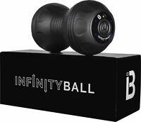 Nextrino InfinityBall Vibrating Massage Ball (Black)