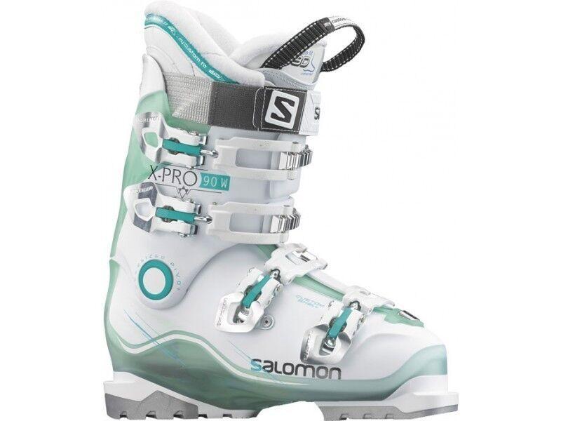 SALOMON X Pro 90 W (2015 16) - Skischuh für Damen (378161) - NEUWARE