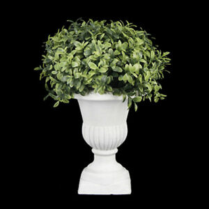 Classic French Urn With Greenery Large 39cmh X 26cmd Wedding Table Decorations Ebay