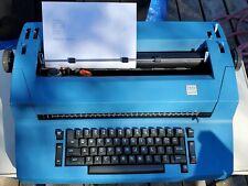 Vintage Ibm Selectric Ii Correcting Dual Pitch Typewriter Blue Tested Bonuses
