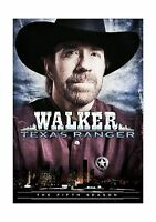 Walker Texas Ranger: Season 5 Free Shipping