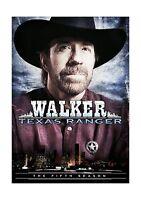 Walker Texas Ranger: Season 5 Free Shipping