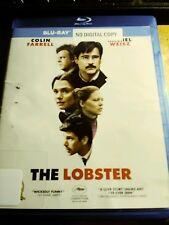 The Lobster Blu-ray Digital HD Combo Colin Farrell Rachel Weisz 2015