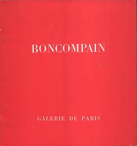 CATALOGUE-BOCOMPAIN-GALERIE-DE-PARIS-1975