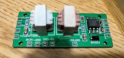 """/""""Easy Digi/""""  Sound Card Interface APRS other Digital modes as well. Packet"""