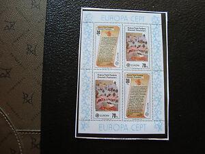 Cyprus-Turkish-Stamp-Yvert-and-Tellier-Bloc-N-3-N-Z11-Stamp
