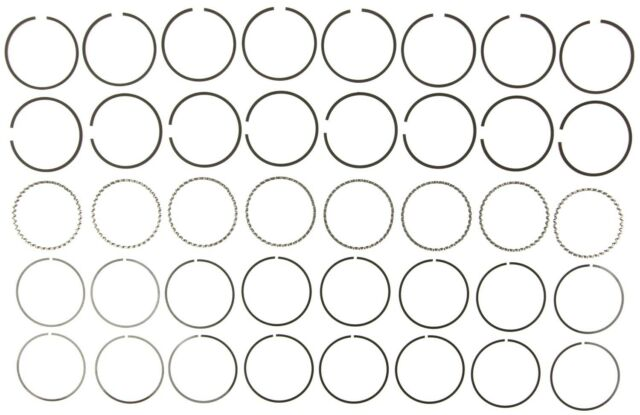 Engine Piston Ring Set Mahle 41118 030