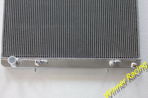 aluminum radiator for NISSAN ELGRAND E51 3.5L VQ35DE 2002-2010 2007 2008 2009