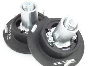Camber-Plates-for-Mercedes-SL-R129-W124-Uniball-verstellbare-einstellbare