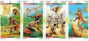AfroAmerikanisches-Tarot-mit-Anleitung-auch-deutsch-Sammler-rar-OVP-NEU