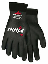 Mcr Memphis Ninja Ice Insulated Fully Coated Cold Winter Weather Work Gloves