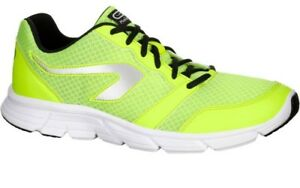 buy popular 13c29 b4970 Details about KALENJI Decathlon breathable mesh running shoes men UK Size 8  PC C2