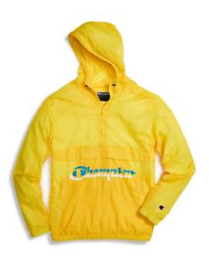 Champion Sunny Yellow Anorak Jacket