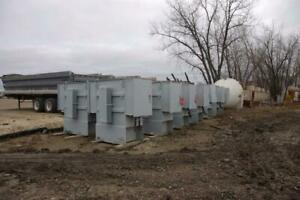 PTI 400 KVA, ONAN, Single Phase Transformers Multi Taps 600V to 480,240,120V Canada Preview
