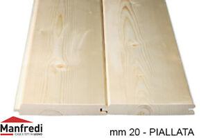 Perline-in-Legno-di-Abete-qualita-A-B-Spessore-mm-20-Lunghezza-da-150-a-300-cm