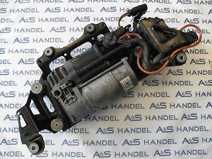 Original Kompressor Luftfahrwerk Audi A8 S8 4H 4H0616005C Luftfederung Fahrwerk