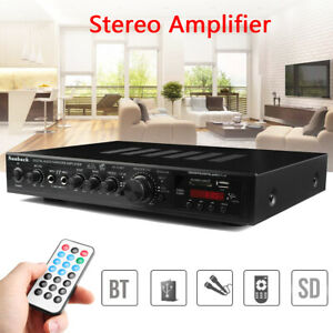 110V-720-Watts-5-Channels-Pro-bluetooth-Power-Amplifier-AMP-Stereo-Audio-USB-SD