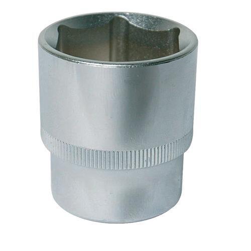 Allen//Allan Socket Chrome Vanadium 1//2 Inch Drive 1 1//14 Inch Imperial Hex