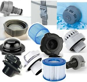 Bestway Lay Z Spa Air Bed Inflatable Hot Tub Spare Parts Replacement Valve Cap Ebay