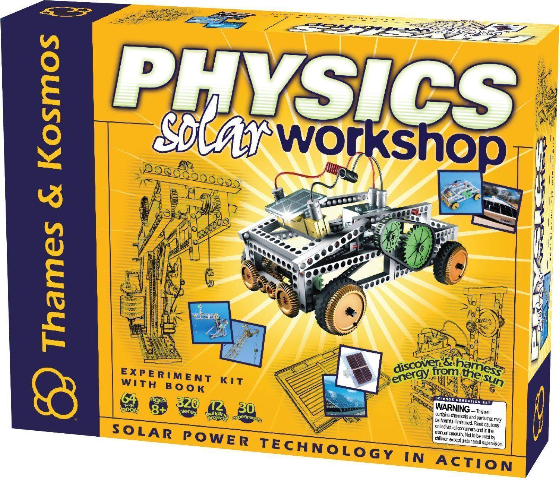 Die themse und kosmos 623715 physik - workshop