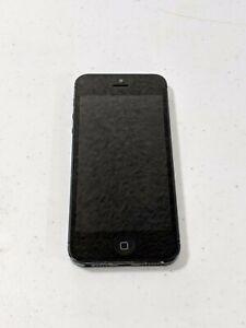 Apple iPhone 5s 16gb AT&T Black AR#1260