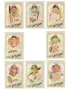 8-2018-Topps-Allen-amp-Ginter-HIGH-NUMBER-SHORT-PRINT-SP-Lot-KEPLER-RYU-RENDON