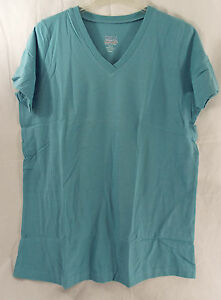 Women/'s Shawl Collar Ultimate Tee Shirt in Berry