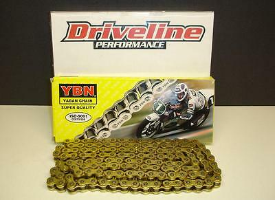 BANSHEE DRAG RACING 160LINK HEAVY DUTY GOLD CHAIN