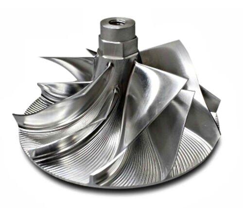 7.3L 99-03 Powerstroke GTP38 Turbo Rebuild Kit 5+5 Billet Actuator Turbine
