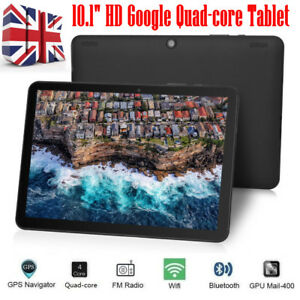 """10.1"""" Inch Android 6.0 Tablet PC HD Google WIFI Quad-core 32GB Dual Camera OTG"""
