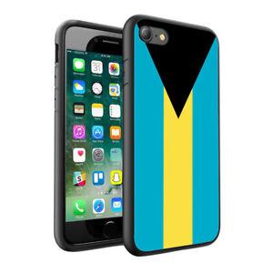Bahamas-Bandiera-Stampato-Design-Custodia-Cover-per-Vari-Modelli-di-Cellulari