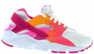 nike huarache junior pink