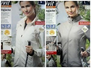 Damen-Walkingjacke-CrivitSports-Jacke-Walking-Neu-Jacken-Westen-Jogging