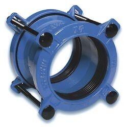 Waterpipe AVK 4 Inch 100mm Series 601 Universal Coupling 99-119mm