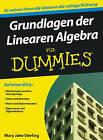 Grundlagen der Linearen Algebra Fur Dummies by Mary Jane Sterling (Paperback, 2010)