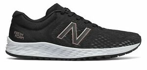 New-Balance-Women-039-s-Fresh-Foam-Arishi-V2-Shoes-Black-With-Pink