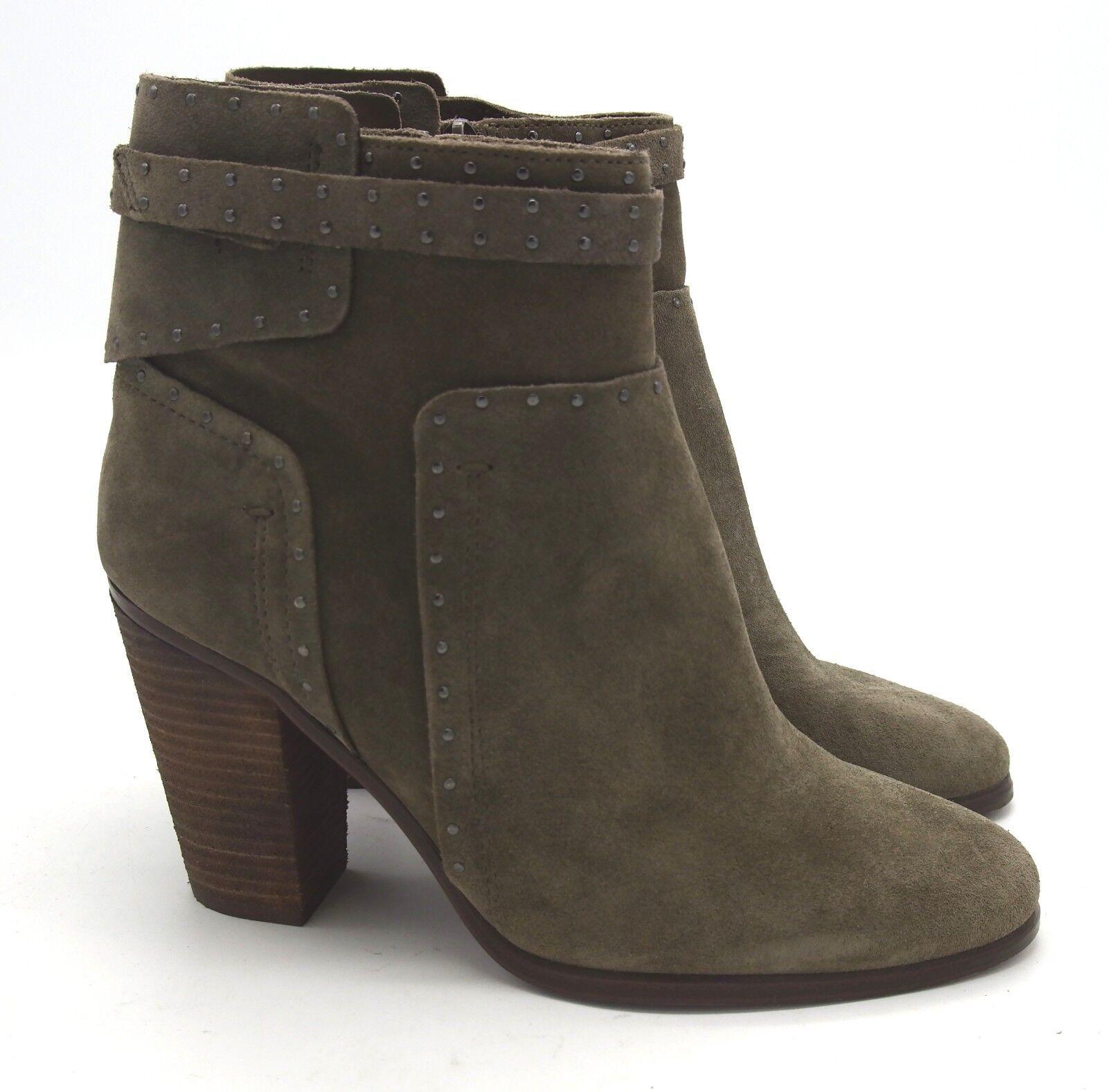J6452 New Womens Vince Camuto Faythes Velvet Velvet Velvet Dream Suede Leather Bootie 10 M 51eaa9