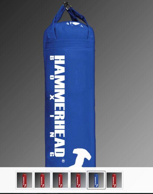 New Muay Thai Kick Boxing Mma Nevertear 7ft Pole Heavy Bag Hb7 Unfilled
