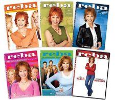 Reba - The Complete DVD TV Series Seasons 1 2 3 4 5 & 6 Brand New Sealed Set 1-6