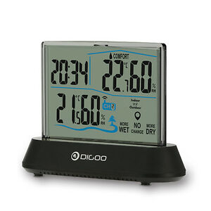 Digoo-DG-TH1001-Wireless-Transparent-Screen-In-amp-Outdoor-Hygrometer-Thermometer-In
