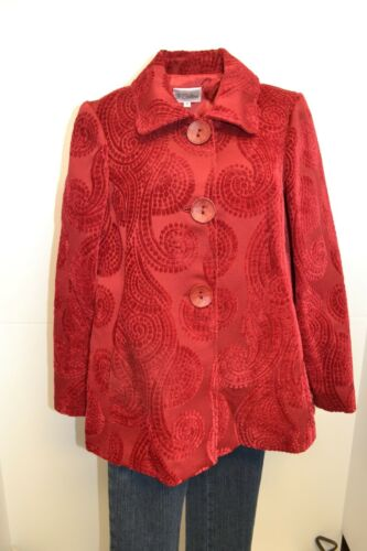 line avec 3 A 1944 swing coat 3s191 Nwt Sisters Jacket S Manteau femmes pour 0r0Yvwq