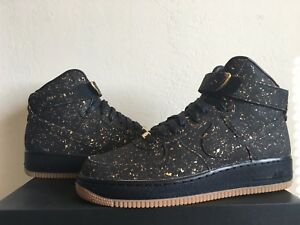 Premium Warriors Air Men's Golden Size 9 Force About Details Cork 5 1 State High Nike Id vy0NOw8mn