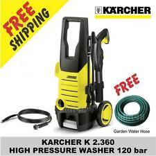 KARCHER K 2 . 360 HIGH PRESSURE WASHER 120 bar