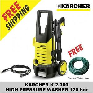 KARCHER-K-2-360-HIGH-PRESSURE-WASHER-120-bar