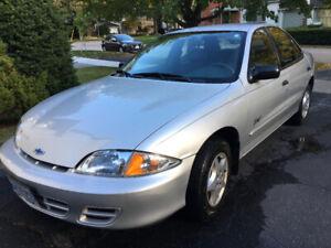 2001 Chevrolet Cavalier Sport
