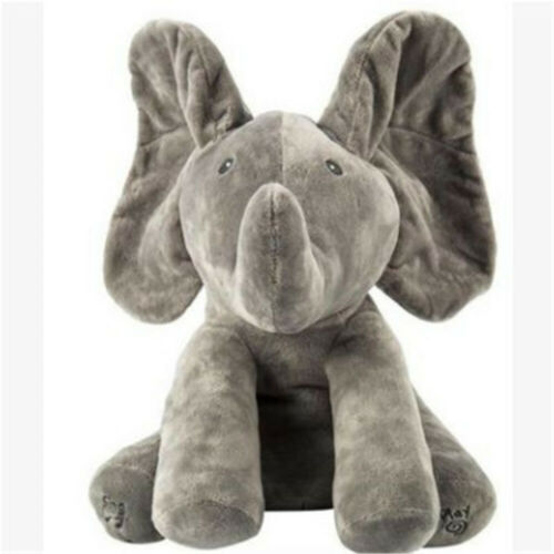 Cute Speak Talking Record Panda//Elephant Rabbit Plush Toys Kids Stuffed Toy UK