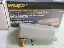 Windshield Wiper Motor Afi Marinco Waterproof 36180 80 Degree 12v Boat Marine